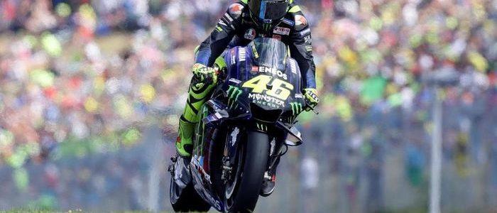 Rossi Optimiskan Yamaha 2020