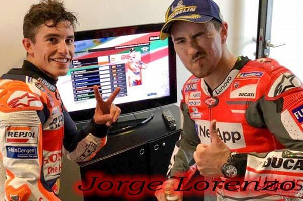 Biodata Singkat Jorge Lorenzo