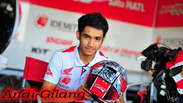 Pembalap Indonesia Cetak Sejarah di Moto3 Prancis 2021